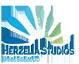 אולפני הרצליה לוגו